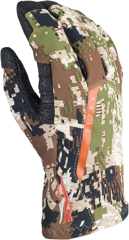 SITKA Gear Women's Hunting Camo Mountain Windstopper Glove