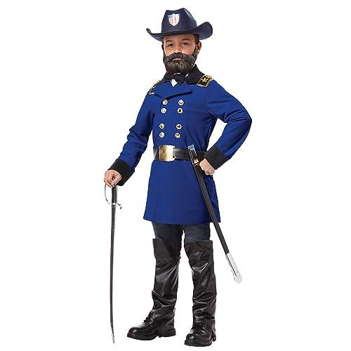 860d9b30536f7 California Costumes Union General Ulysses S. Grant Boy Costume, One Color,  X-