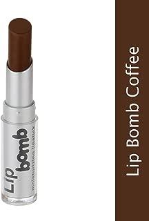 Color Fever Lip Bomb Matt Lipstick, Coffee, 3.2g