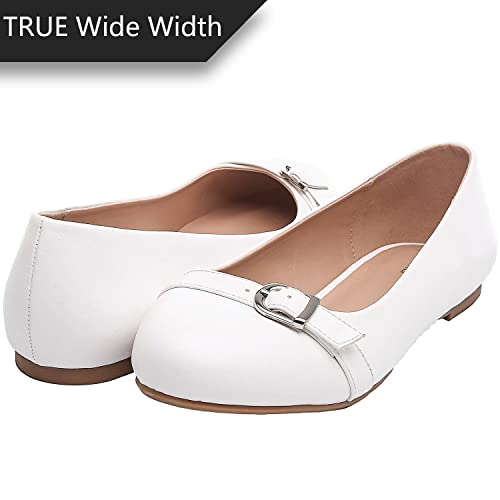7761dc2413a52 Size 11 Wide Flat Shoes for Women: Amazon.com