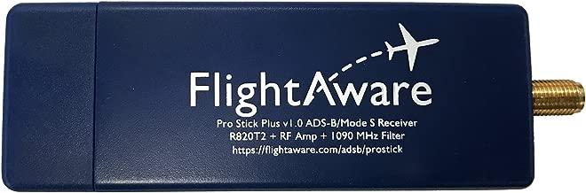FlightAware Pro Stick Plus FA-PROSTICKPLUS-1 ADS-B USB Receiver with Built-in Filter