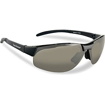 Flying Fisherman Maverick Polarized Sunglasses with AcuTint UV Blocker for Fishing and Outdoor Sports
