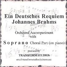 brahms requiem soprano