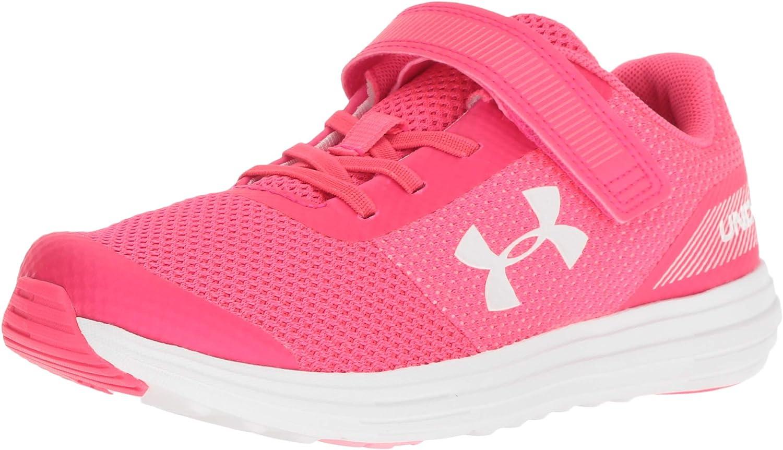 Under Armour Unisex-Child Pre School Surge Adjustable Closure Sneaker