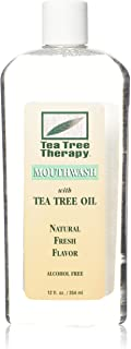Tea Tree Therapy Mouthwash, 12 Ounce