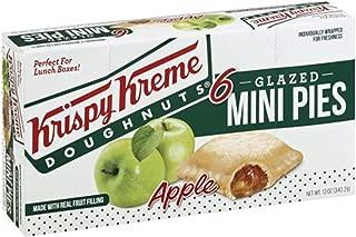 Krispy Kreme Glazed Apple Mini Pies 12oz by Krispy Kreme