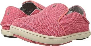 OLUKAI Nohea Lole Girl's Casual Comfort Slip-on Shoe