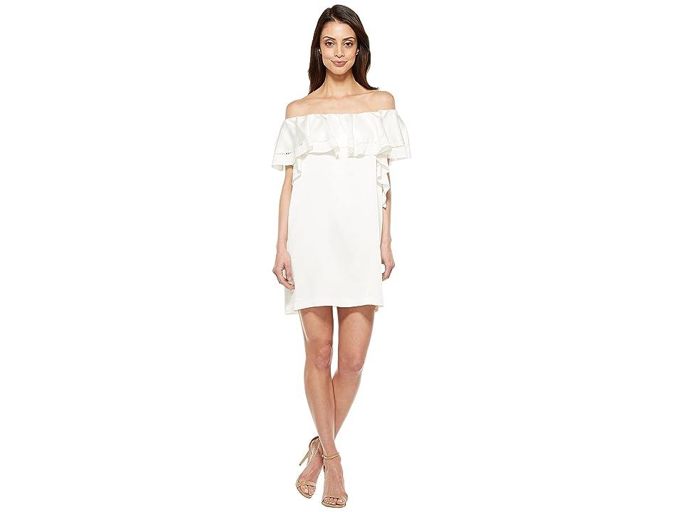 Rachel Zoe Madeylyn Dress (Ecru) Women