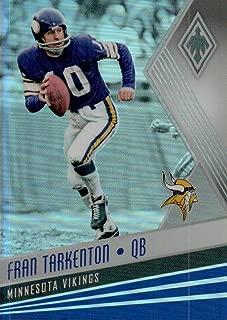 足球 NFL 2017 Phoenix #78 Fran Tarkenton Vikings