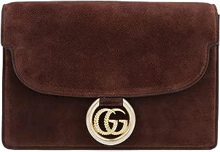 Luxury Fashion   Gucci Womens 5894741DGBG2334 Brown Shoulder Bag   Fall Winter 19