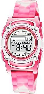Kids Digital 8 Alarm Vibrating Watch Medication Reminder...