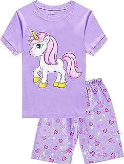 Kinder Mädchen My Little Pony Pyjama Friends Charakter Neuheit Pyjama