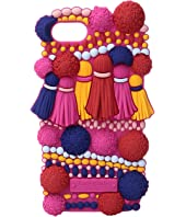 Kate Spade New York - Silicone Pom Pom Phone Case for iPhone® 7