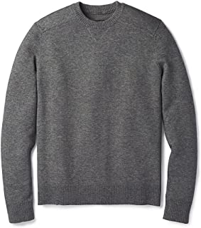Sparwood Crew Neck Sweater - Men's Merino Wool Sweater