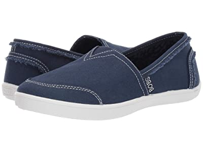 BOBS from SKECHERS B Cute Sailor Siren (Navy) Women