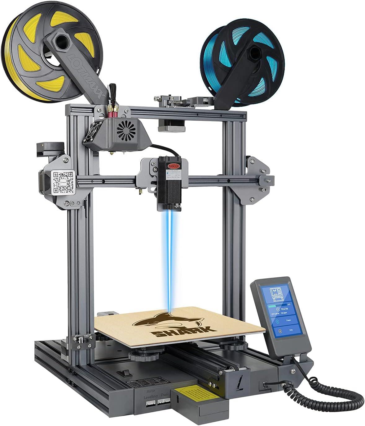 Lotmaxx Shark 3D Printer