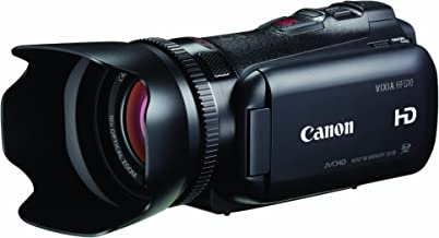 Canon VIXIA HF G10 Full HD Camcorder with HD CMOS Pro and 32GB Internal Flash Memory (Renewed)
