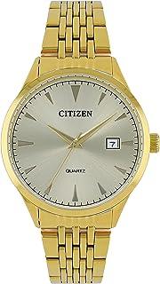 Citizen Analog Quartz Men's Watch with Date - DZ0062-58P