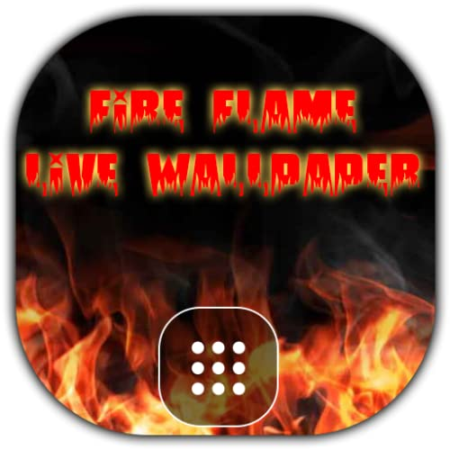 Fire Flame Live Wallpaper