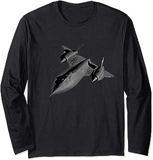 SR-71 Blackbird Long Sleeve Shirt