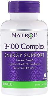 Natrol General Health B-100 Complex 100 tablets