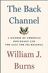 Back Channel Hardcover