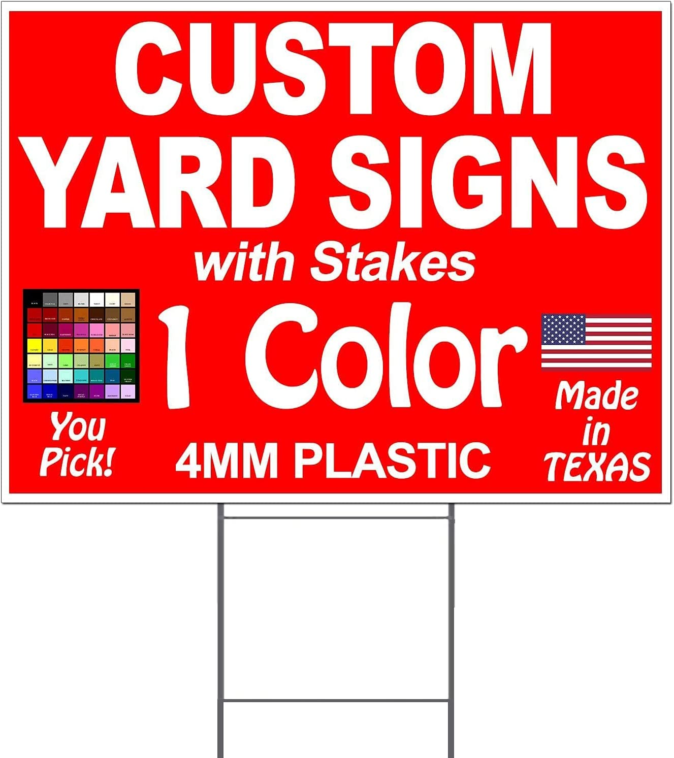 Max 88% OFF CUSTOM One Color Outlet SALE 15qty 18