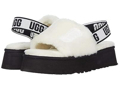 UGG Disco Slide (White) Women