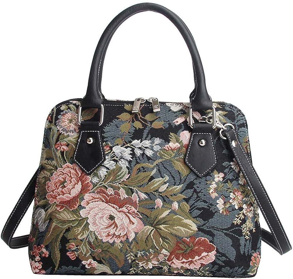 Signare Tapestry Handbag Satchel Bag Challenge the lowest price of Japan bag Shoulder Crossbody Weekly update and