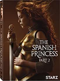 The Spanish Princess Part 2 starring Charlotte Hope arrives on DVD July 20 from Lionsgate