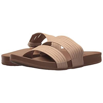 Reef Cushion Bounce Slide (Nude) Women