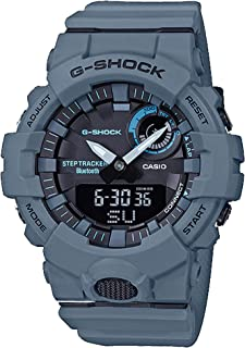 Casio G-Shock GBA800 Step-Tracker reloj de resina gris GBA-800UC-2ACR