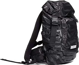 adidas Backpack M, Mochila para Mujer, Negro (Negro/Brdeca/Ice Gry), 24x36x45 cm (W x H x L)