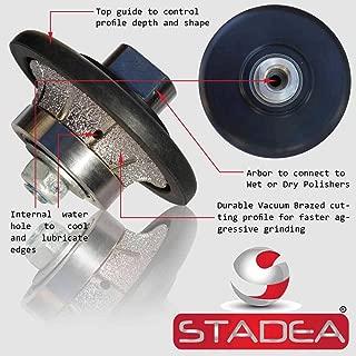 Stadea Diamond Profile Wheel Demi 3/8