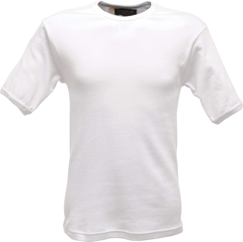 Regatta Mens Thermal Underwear Short Sleeve Vest/T-Shirt