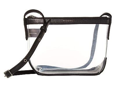 Matt & Nat Sam Art (Clear/Black) Handbags