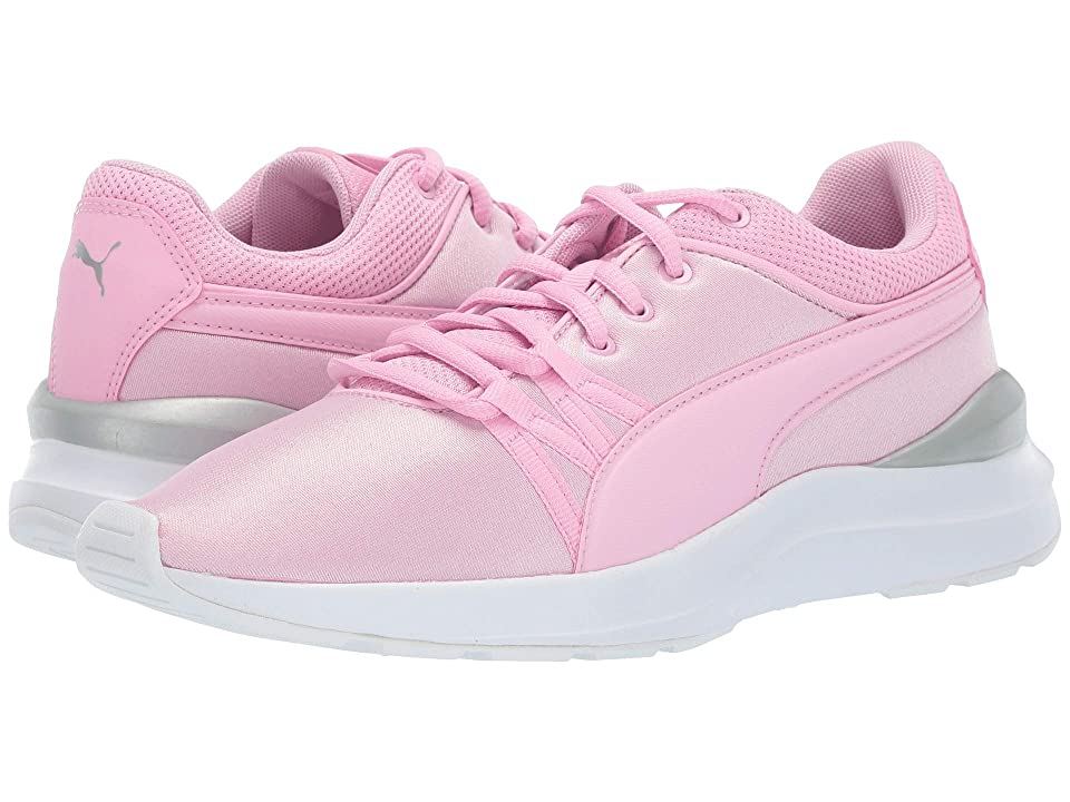 Puma Kids Adela (Big Kid) (Pale Pink/Pale Pink) Girl