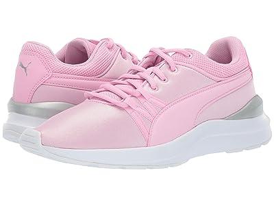 Puma Kids Adela (Big Kid) (Pale Pink/Pale Pink) Girl