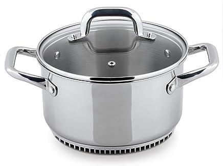 Amazon.com: Silver - Dutch Ovens / Cookware: Home & Kitchen
