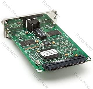HP 615N JetDirect Card - Refurb - OEM# J6057A - EIO 10/100