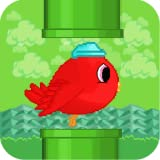 Flappy Red Wings Premium - Is it a Bird? Is it a Plane?