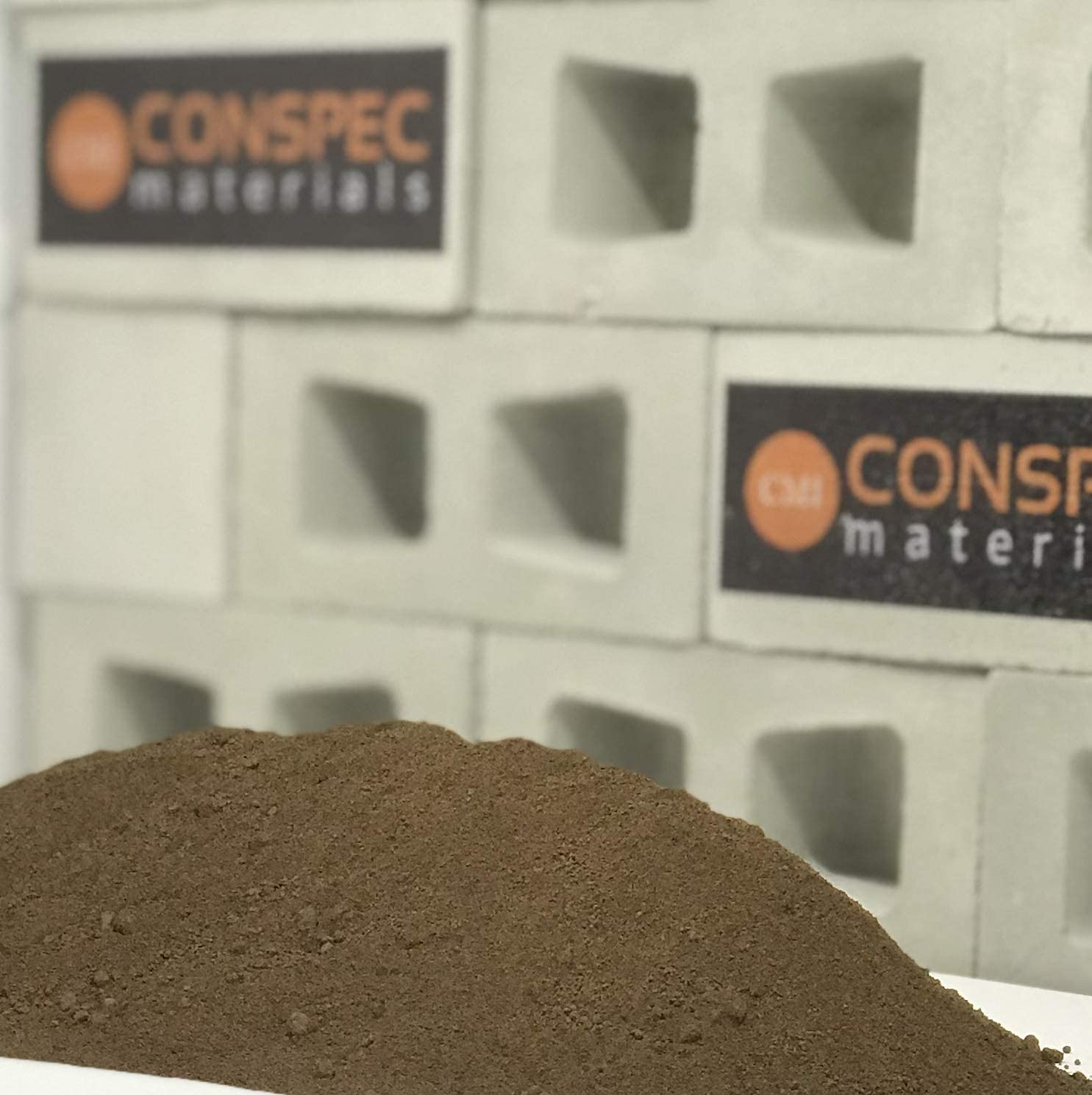 Conspec 1 Recommendation Lbs. Chocolate Brown Concrete Large special price !! Color for Ceme Powdered