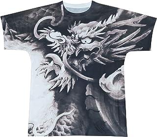 双龍 Tシャツ 菊池侊藍 (XL)