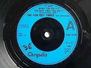 T'Aint What You Do (It's The Way That You Do It) - Fun Boy Three, The* With Bananarama 7