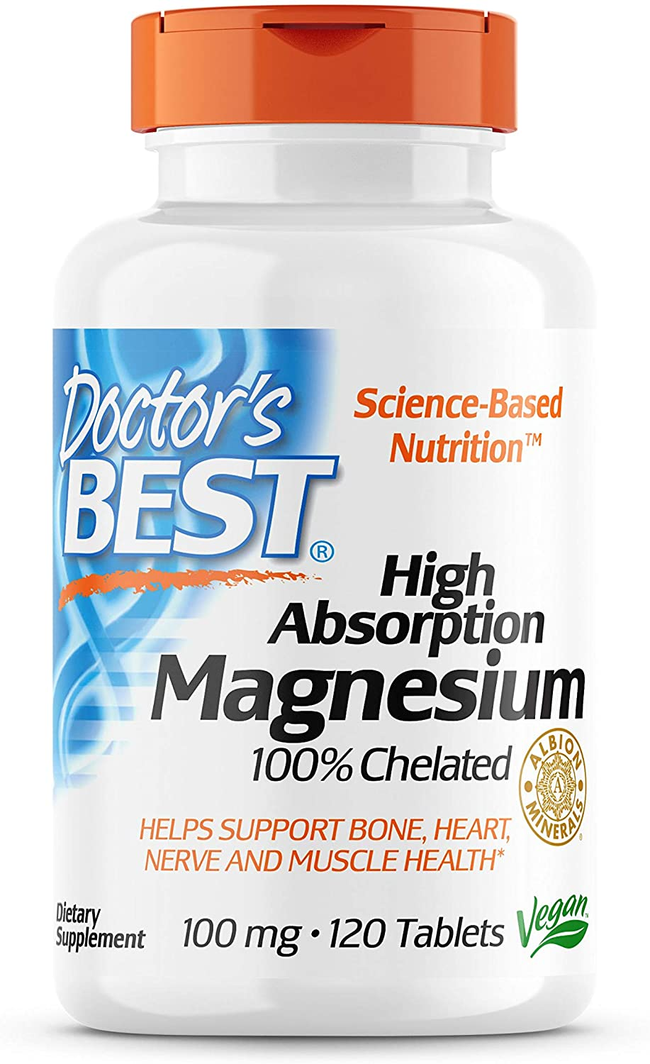 High Absorption Magnesium Challenge the lowest price of Japan ☆ Doctors Tabs Denver Mall Best 120