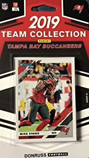 Tampa Bay Buccaneers 2019 Donruss Factory Sealed 11 Card Team Set with Jameis Winston and 5 Rookie Cards Including a Devin White Rated Rookie Plus 6 Other Players