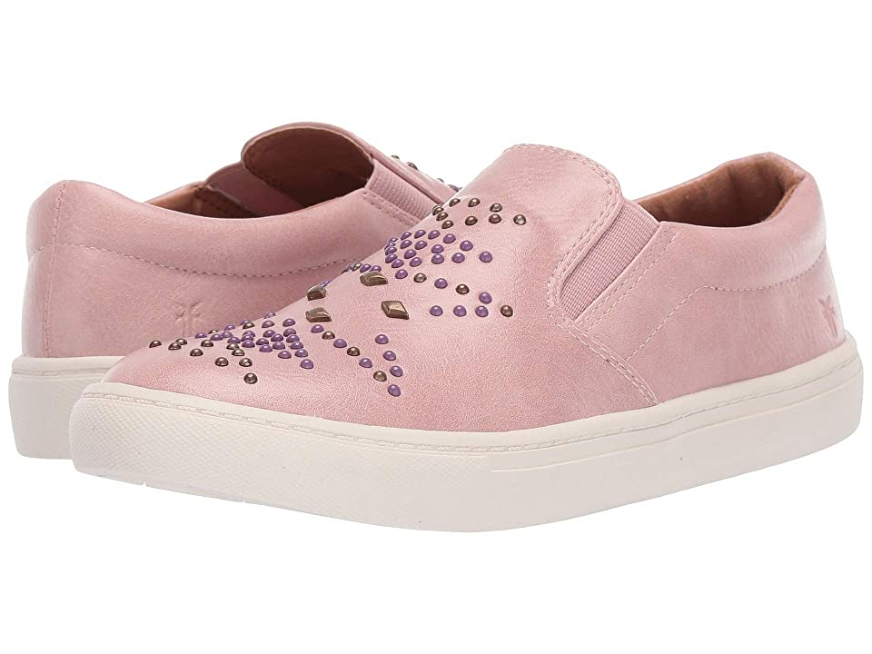 Frye Kids Lena Studded (Little Kid/Big Kid) (Pale Pink) Girls Shoes
