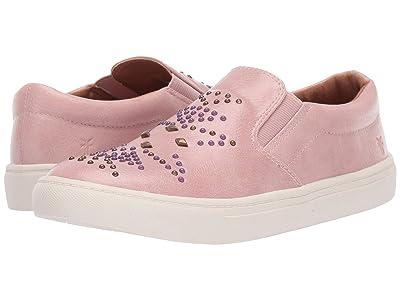 Frye Kids Lena Studded (Little Kid/Big Kid) (Pale Pink) Girls Shoes