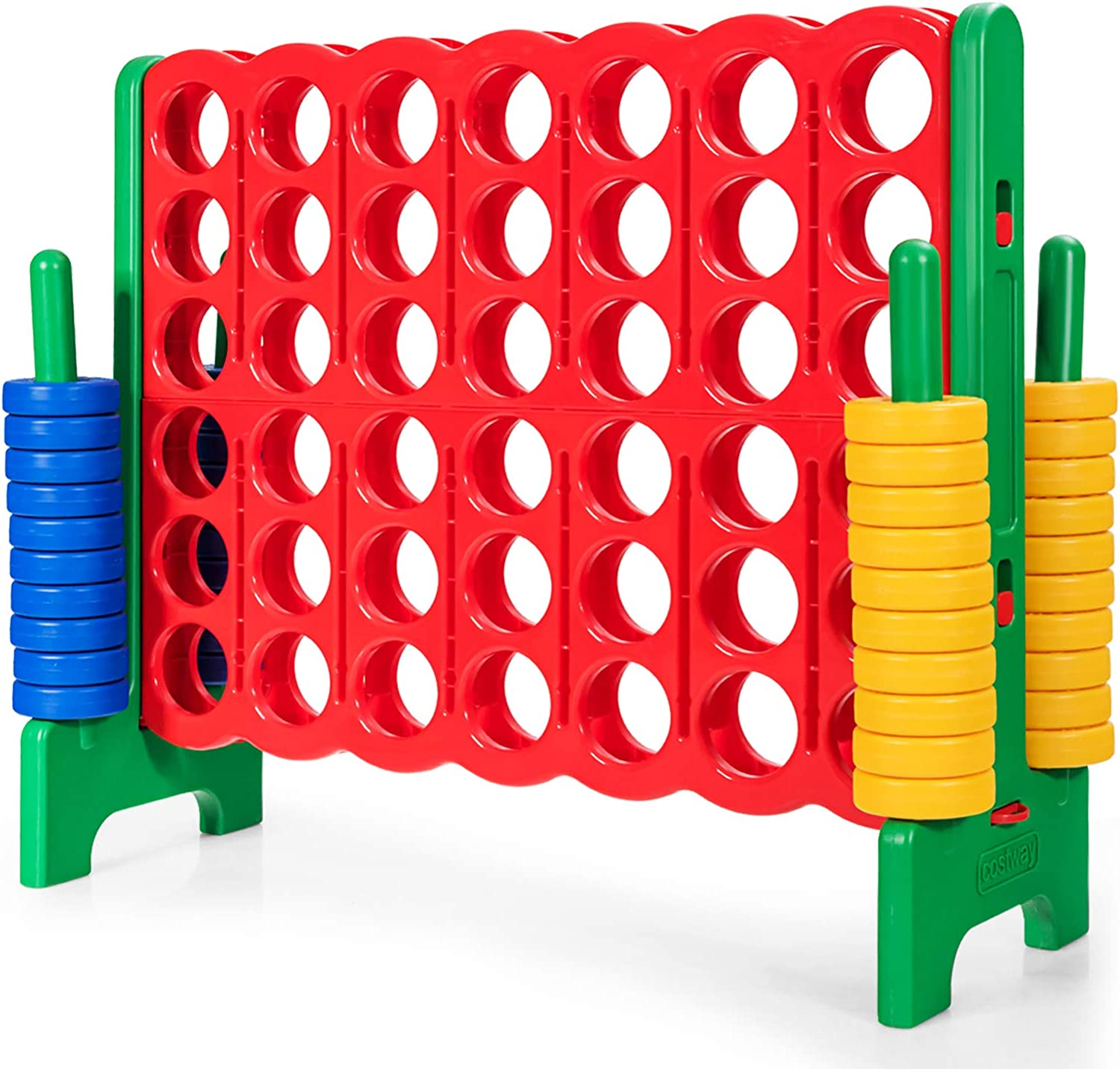 ARLIME Giant 4 in Manufacturer OFFicial shop a Row Jumbo Connect sold out 4-to-Score Game Toy 47''