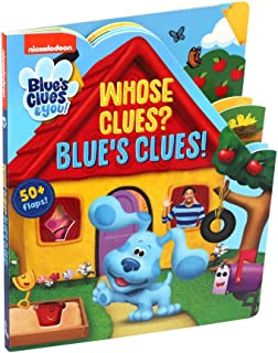 Nickelodeon Blue's Clues & You!: Whose Clues? Blue's Clues!